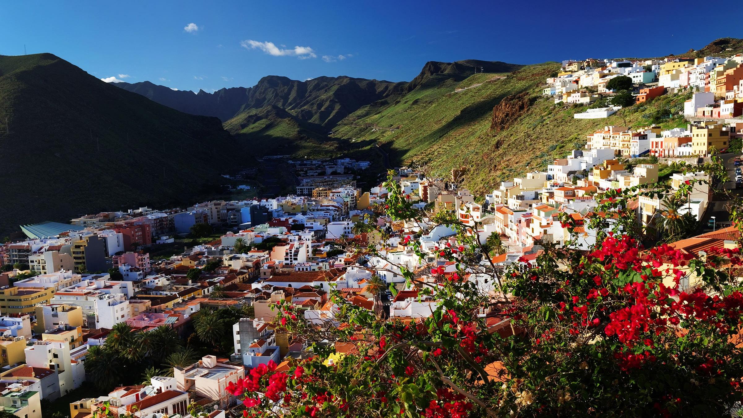 La Gomera, Islas Canarias, el destino donde veranea Angela Merkel