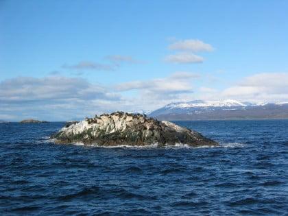La Isla de los Lobos