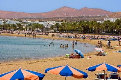 La Playa Papagayo