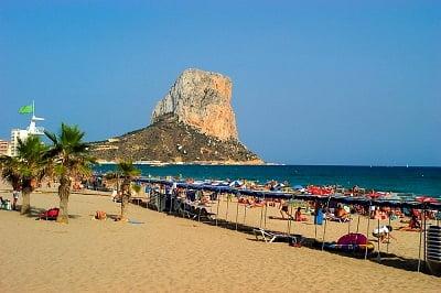 La Playa de Alicante vacaciones
