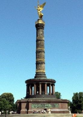 La columna de la Victoria