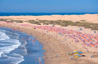 La costa Teguise