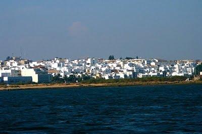 La costa de Huelva