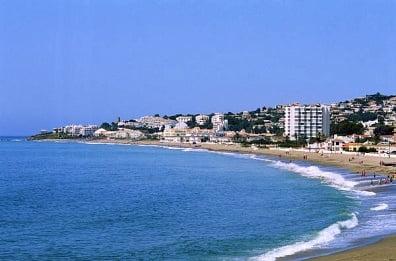 La costa de Mijas