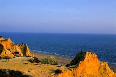 La costa en Andalucía, Costa de la Luz