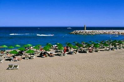 La costa en Andalucía, Costa del Sol