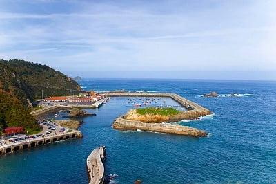 La costa en Asturias