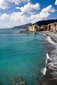 La costa mediterránea paisaje