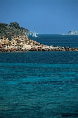 La costa mediterránea