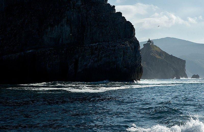 La costa vasca Isla de Aqueche y San Juan de Gaztelugatxe