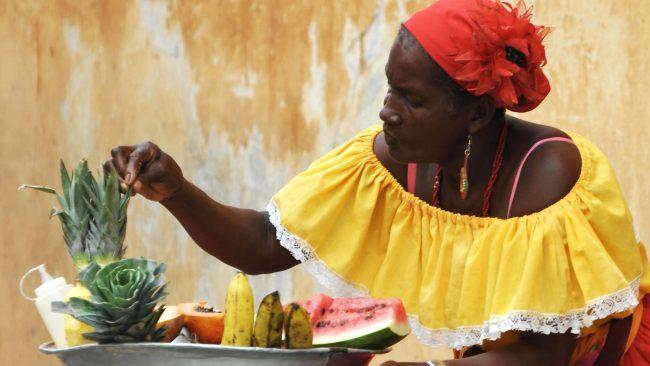 La cultura palenquera en la Región Pacífica