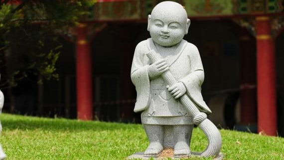 La dirección al barrer importa en la cultura china