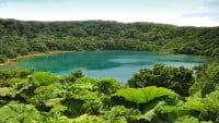 Lago Botos, Cráter del Volcán Poás, Costa Rica