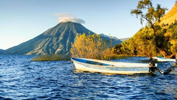 Lago de Atitlán (Guatemala)
