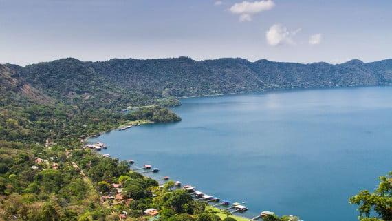 Lago de Coatepeque (El Salvador)