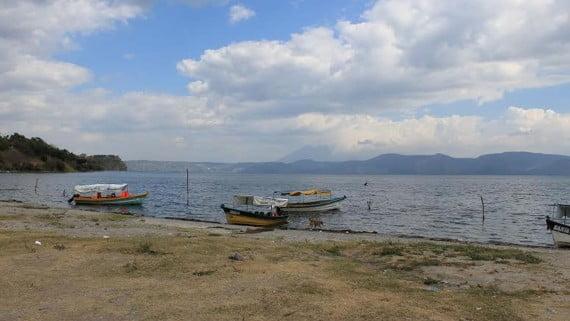 Lago de Ilopango (El Salvador)