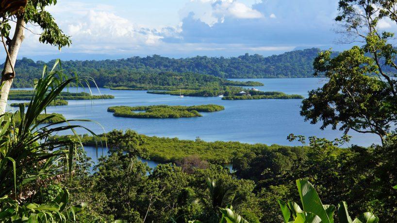Los lagos de América Central