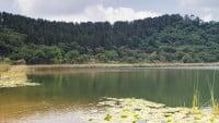 Laguna Verde, Ruta de las Flores, El Salvador