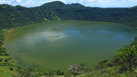 Laguna de Apoyeque (Nicaragua)