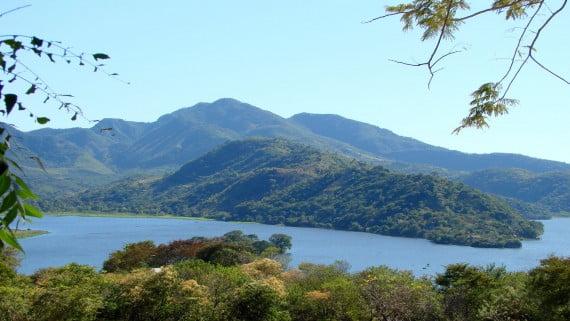 Laguna de Olomega (El Salvador)