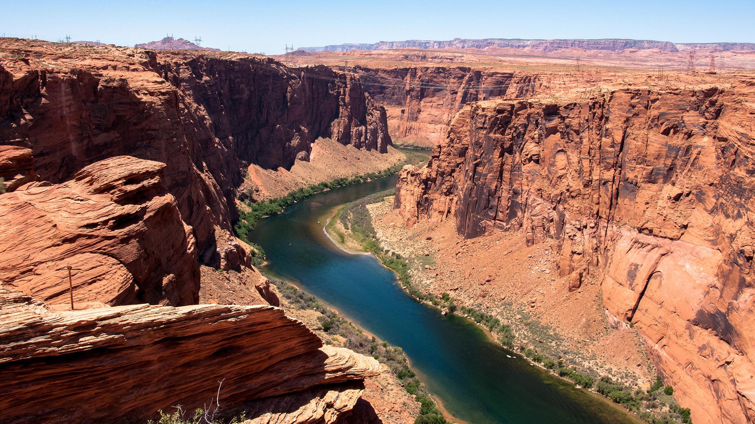 Las 7 maravillas naturales del mundo Cañón del Colorado