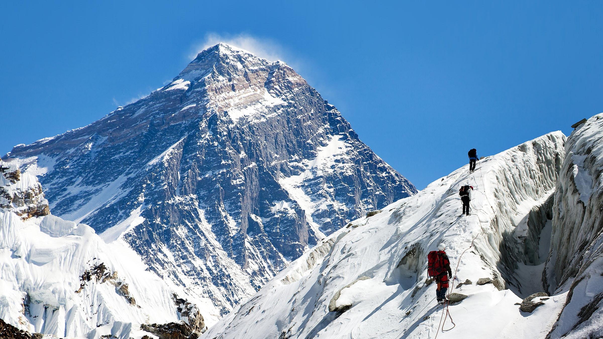 Las 7 maravillas naturales del mundo monte Everest