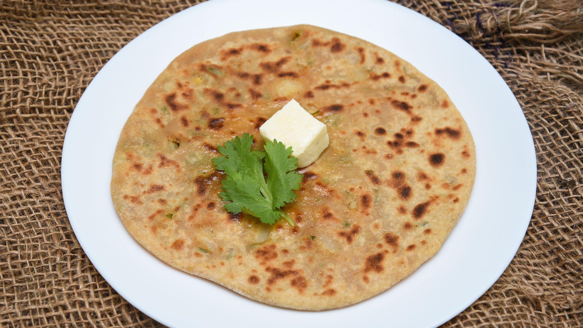 Primeros pasos en la comida t pica de la india chapatis for La comida tipica de francia