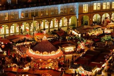 Las Navidades en Ámsterdam