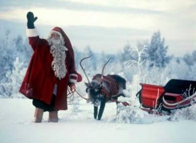 Las Navidades en Laponia