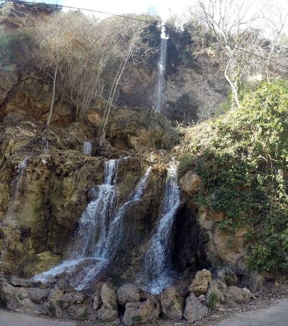 Las fuentes Navaja - Gopro