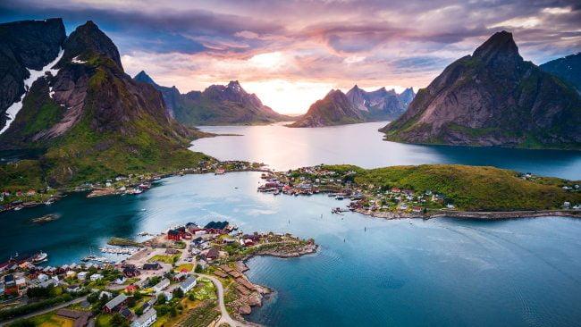 Requisitos Para Casarse En Noruega: Las Islas Lofoten: Un Impresionante Archipiélago En Noruega
