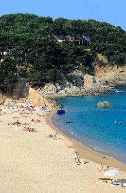 Las mejores playas de la Costa Brava Cala Gogo