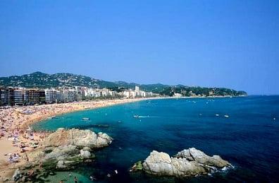 Las mejores playas de la Costa Brava Lloret de Mar