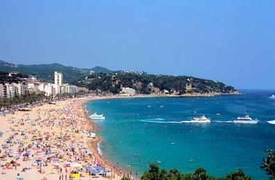 Las mejores playas de la Costa Brava barcelona