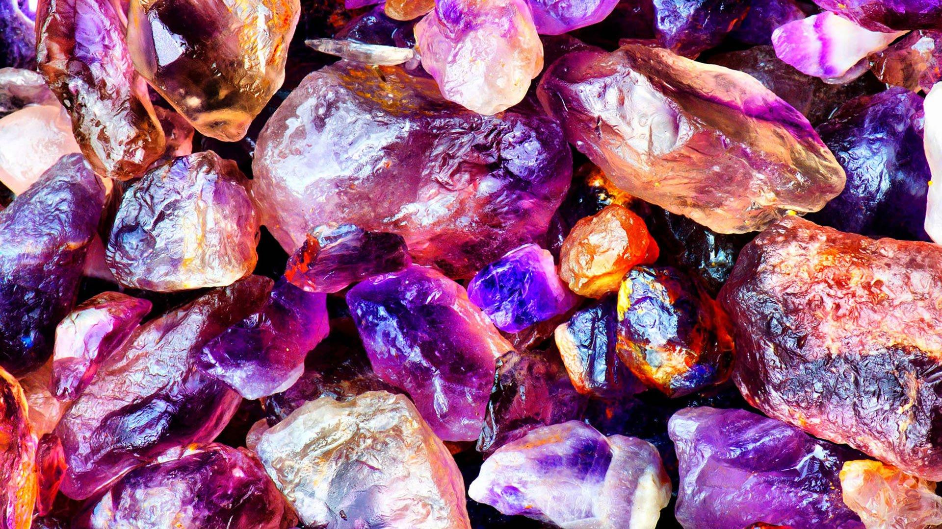 Las rocas y los minerales más preciosos del planeta