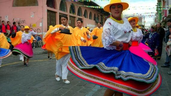 Latacunga - Équateur