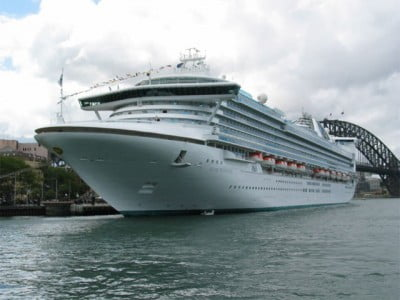 Llegar a Lima en Crucero