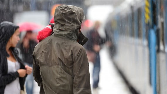 Chubasquero: prenda básica para visitar Londres