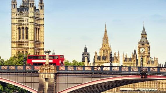 Londres, un dos principais destinos gais do planeta