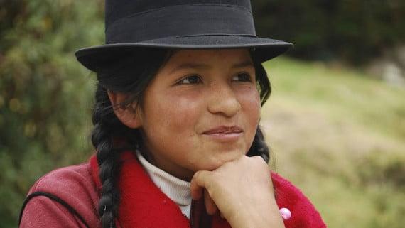 Los kollas, comunidad indígena del norte de Argentina
