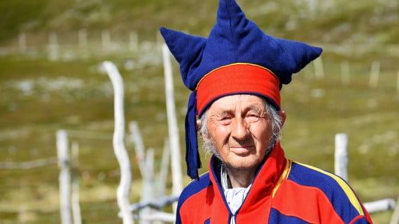 Los indígenas Sami de Europa