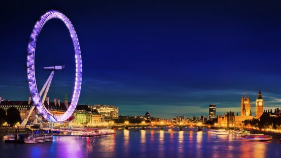 倫敦旅遊景點