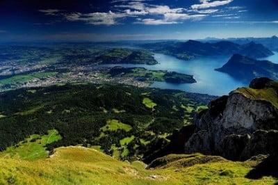 Lugares turísticos de Suiza