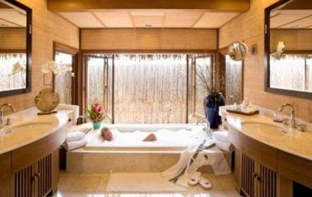 Lujosos hoteles for Hoteles mas lujosos del mundo bajo el mar