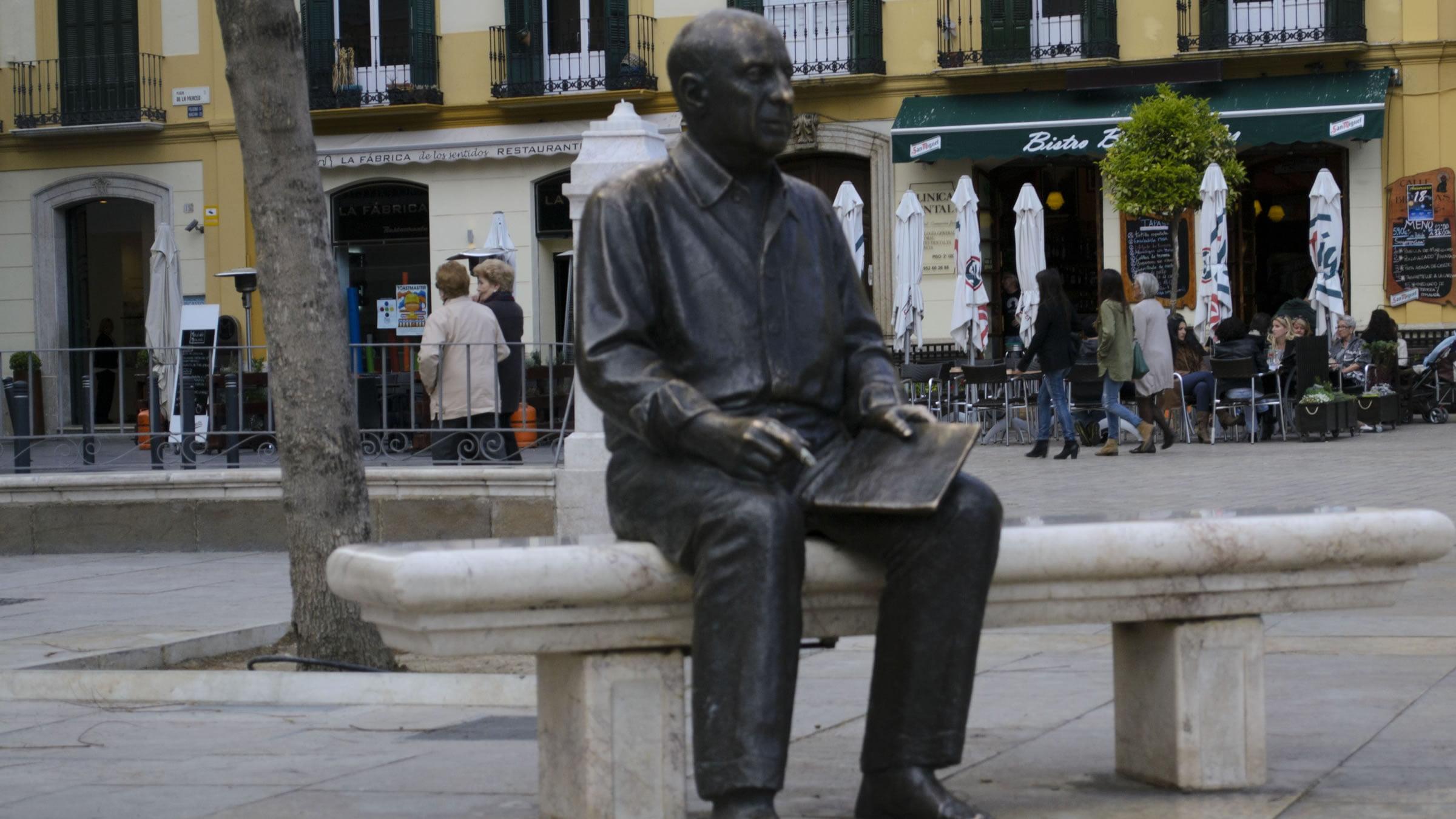 M laga la ciudad natal de pablo picasso for Ciudades mas turisticas de espana
