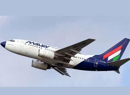 Malev aerolinea hungara