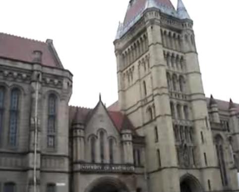 Manchester Uni centro