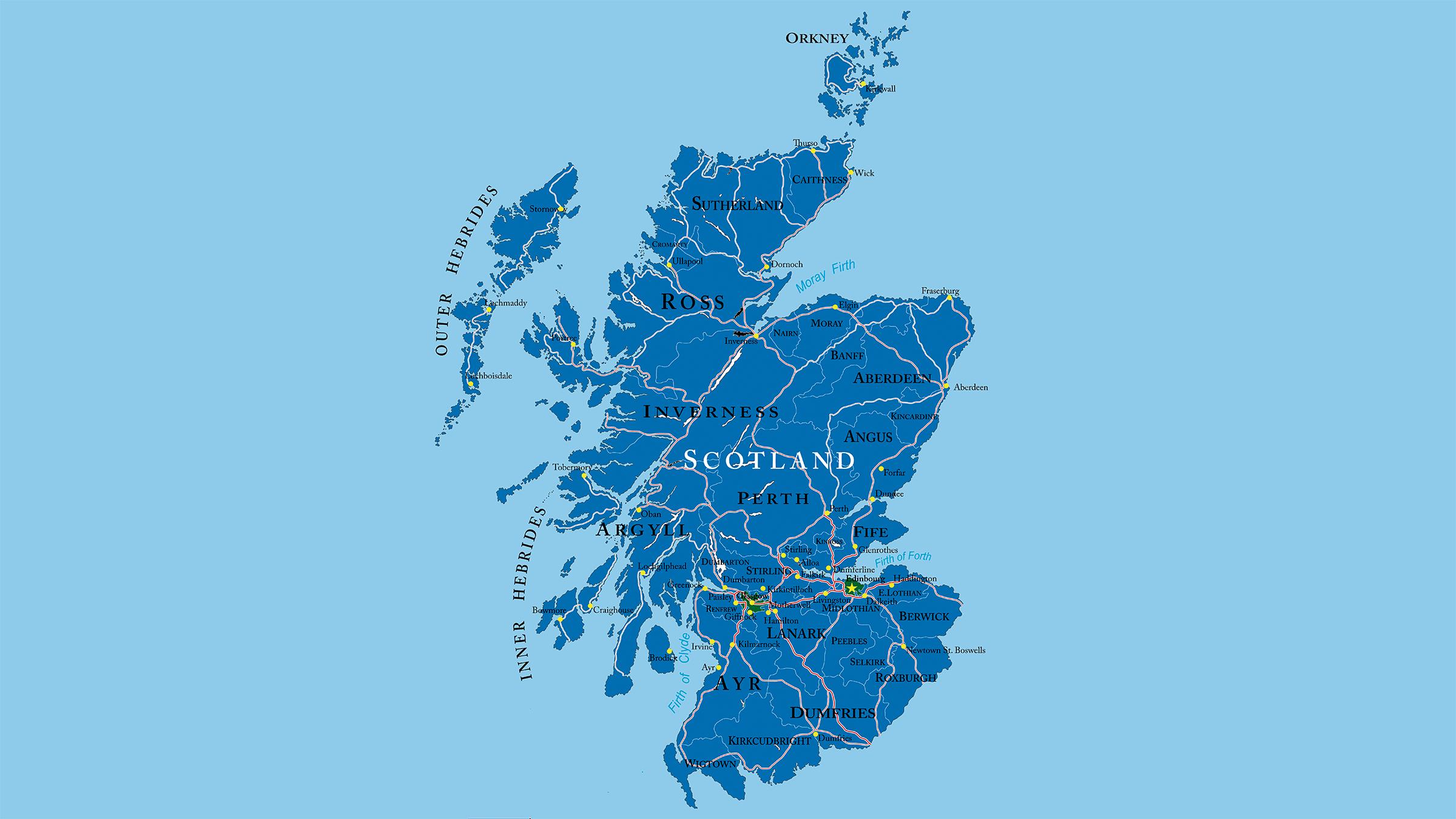 Mapa carretera