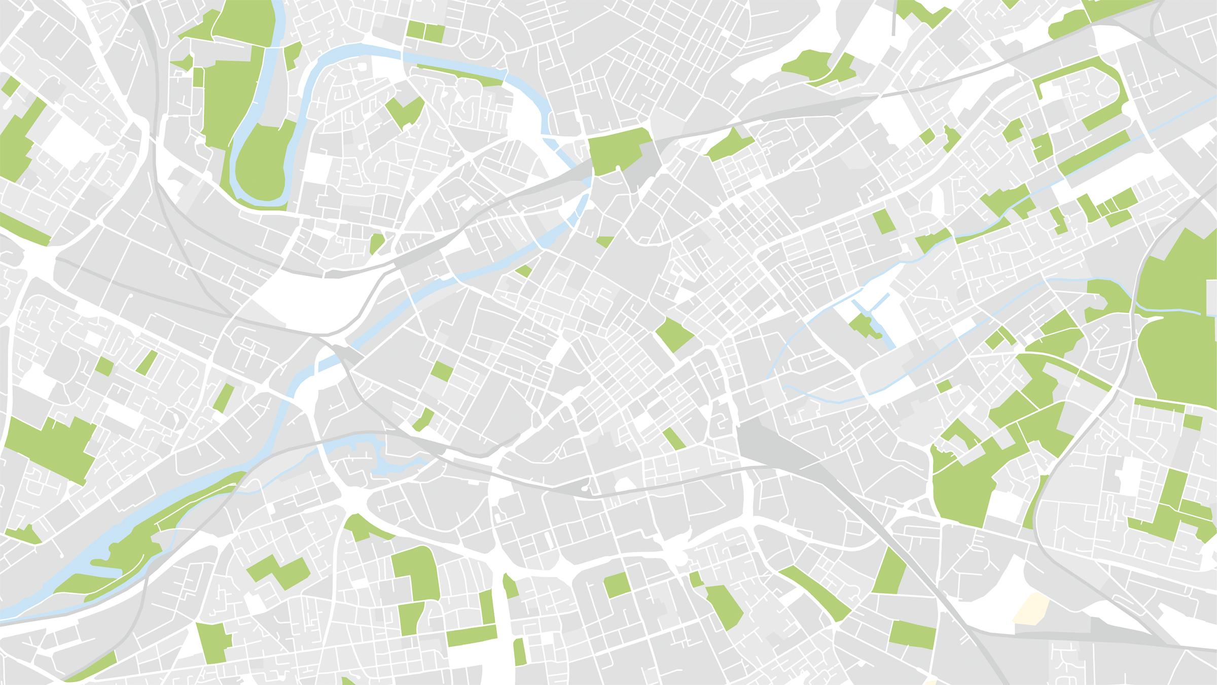 Mapa de Manchester