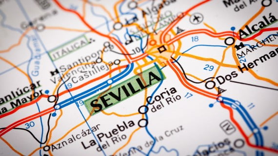 How to get to Seville